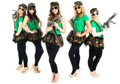 Army ladies meet themes