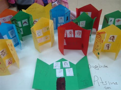 house pattern for kindergarten 18 best kids our homes images on pinterest crafts for