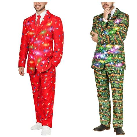suit for christmas party sam s club led light up suits simplemost