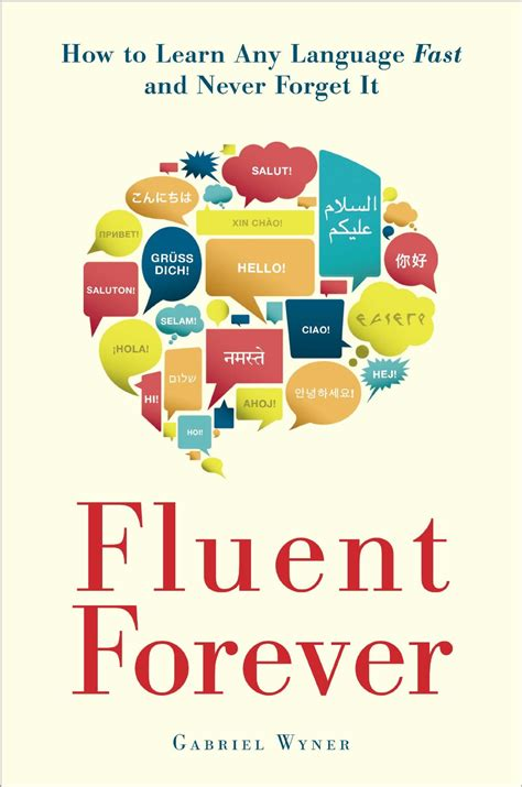 review fluent forever by gabriel wyner and my new flashcard system 学习sprachen