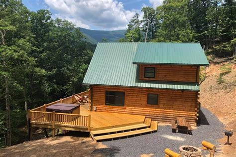 cabins  west virginia  hot tubs
