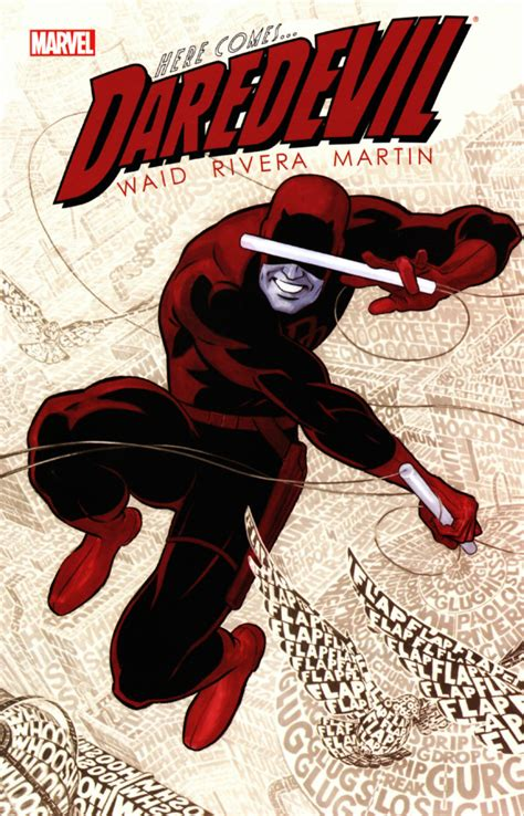 daredevil by mark waid beauxknows top 5 comic books of 2014