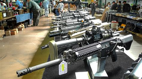 What A Background Check Shows What Really Goes On At A Gun Show Oct 26 2015