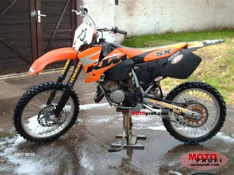 2003 Ktm 125sx For Sale 2003 Ktm 125 Sx Moto Zombdrive