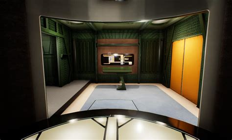 Transporter Room by About Stage 9