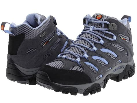merrell s moab mid tex hiking boots review