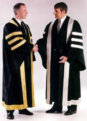 Mba Plus Phd by Cap And Gown Now Phd Doctoral Gowns And Academic Regalia