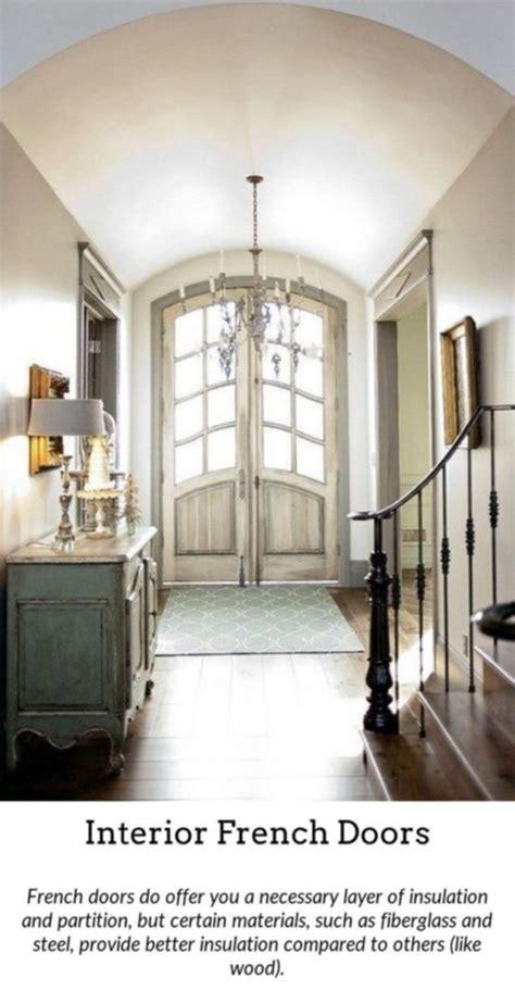 french doors add  splash  luxury   home