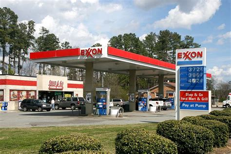 exxon mobil stations lessons learned from the top five fortune 500 companies in