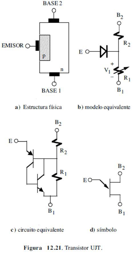 transistor bjt y ujt transistor uniuni 243 n o ujt electr 243 nica unicrom