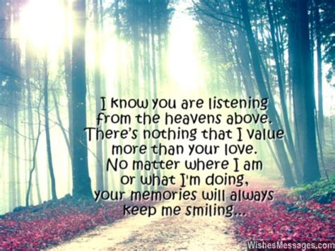 remembering  mothers death quotes quotesgram