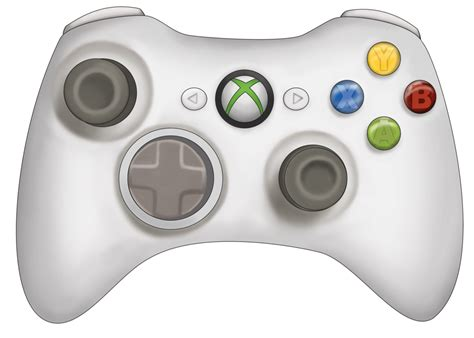 Drawing Xbox Controller by How To Draw Xxbox Controller