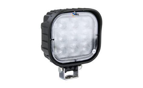 arbeitsbeleuchtung led ermax arbeitsscheinwerfer 9 led 1800 lm 12 36v