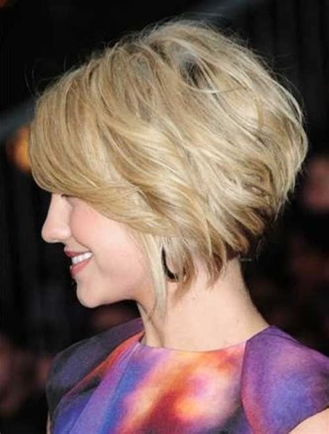 images for stacked curly bob 32 best short hairstyles for 2018 pretty designs