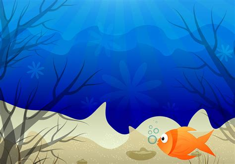 free wallpaper underwater scene free vector underwater scene colorful background 5446