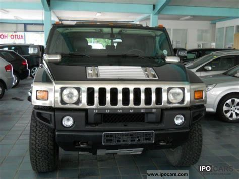 2008 hummer h2 6 2l el ssd new model 7 seater luxery car