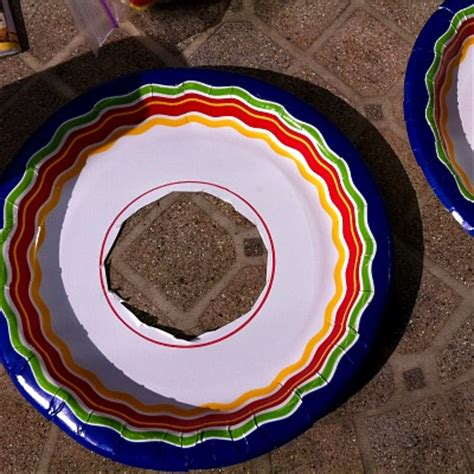 How To Make A Mexican Sombrero Out Of Paper - make a paper plate sombrero kid friendly things to do