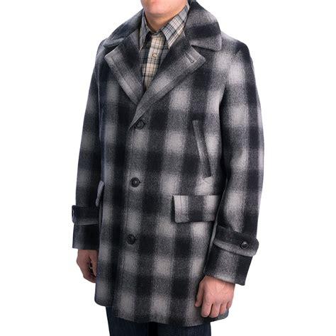 pendleton coat pendleton casper wool coat for in charcoal ombre