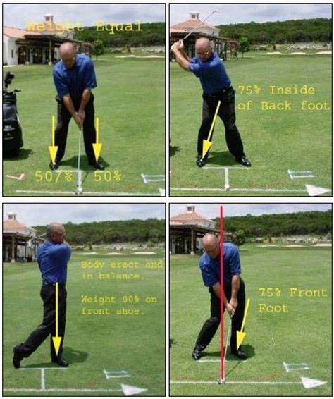 golf swing tempo proper balance rhythm in golf swing