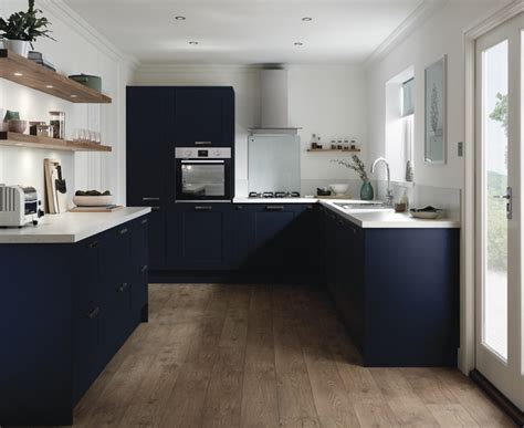 top 28 see thru kitchen blue island new see thru fairford navy shaker kitchens howdens joinery