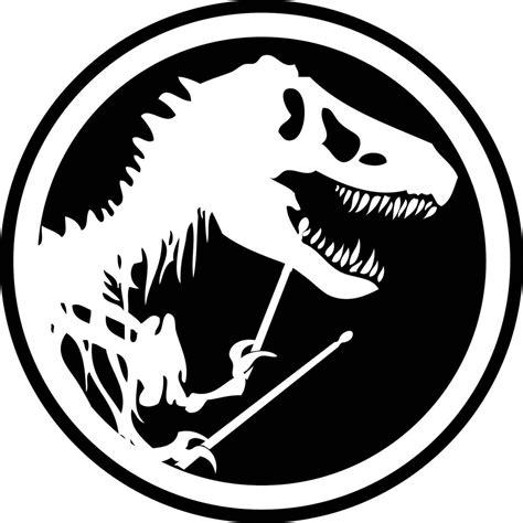 drum drumming jurassic park decal t rex dinosaur