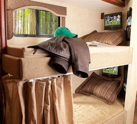 class c rv with bunk beds thor beds and class c rv on pinterest