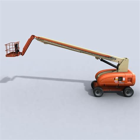 Cherry Picker Machine by Cherry Picker 1 3d Model
