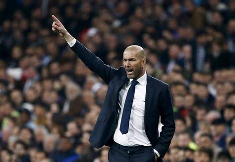 imagenes zidane real madrid zidane s 233 duit ronaldo r 233 gale et le real impressionne