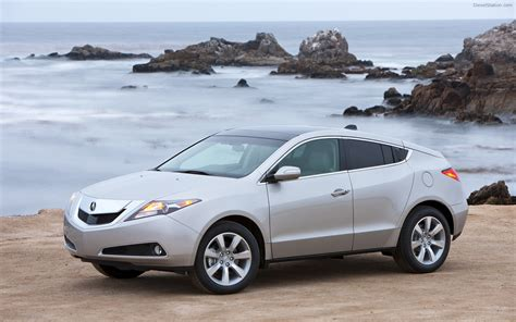 acura zdx 2010 widescreen car photo 23 of 72
