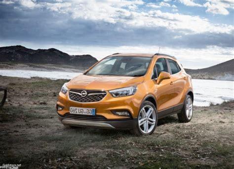 opel mokka 2017 opel mokka x 2017 picture 3 reviews specs buy car