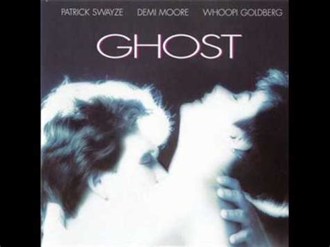 chanson film ghost youtube bande originale de ghost unchained melody youtube