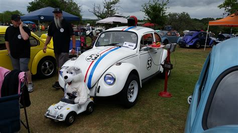 herbie  love bug  texas vw classic