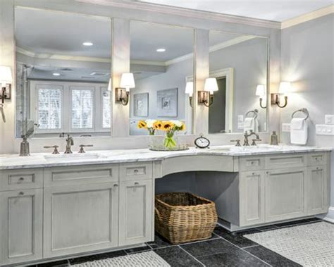 houzz mirrors master bath mirrors home design ideas pictures remodel
