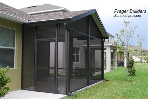 florida screen room screen room oviedo florida prager builders sunroom pro free estimates 407 324 9960