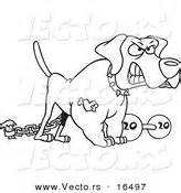 guard dog coloring page royalty free stock designs of dogs page 6