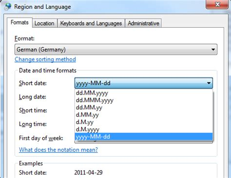 format date yyyymmdd c use quot real quot cultureinfo currentculture in wpf binding