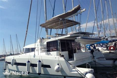 bali catamaran greece catamaran rent bali catamarans 4 3 in port of lefkas