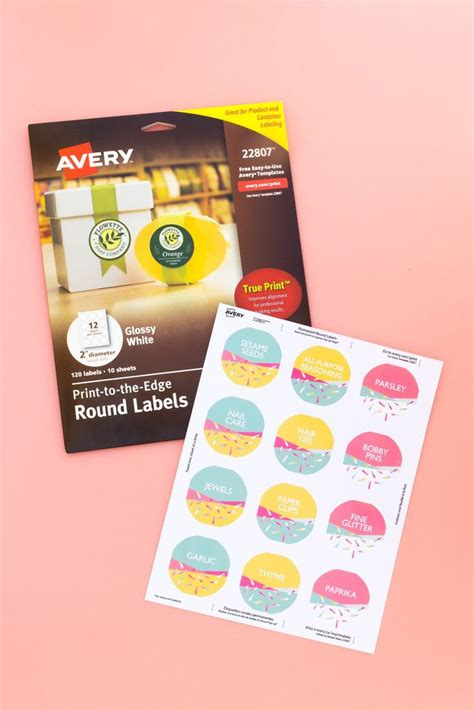 %name Avery Template 11201   Avery® Style Edge 8 Tab Insertable Dividers   11201   Template
