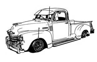 free 1950 cars coloring pages
