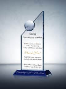 Appreciation Letter Matter thank you gifts for pastors with sample wordings from diy awards with