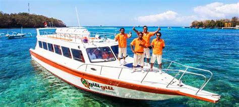 fast boat names gili gili the gili islands