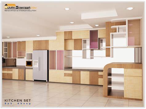 Multiplek Pekanbaru tfq architects gambar kitchen set bpk abeng citraland