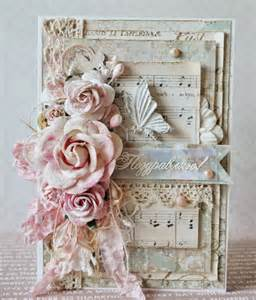 best 20 shabby chic cards ideas on pinterest