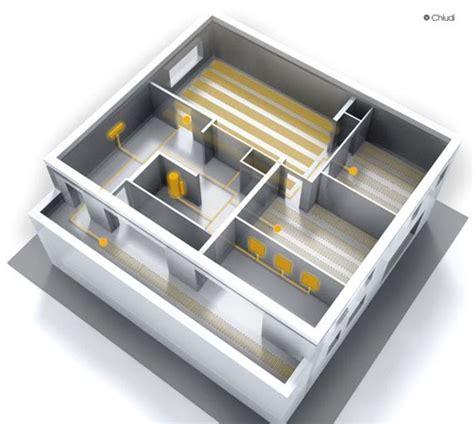pavimento elettrico radiante riscaldamento a pavimento elettrico