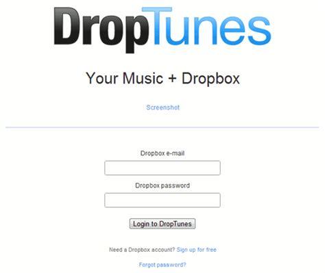 dropbox music player 4 advanced dropbox tips and tricks