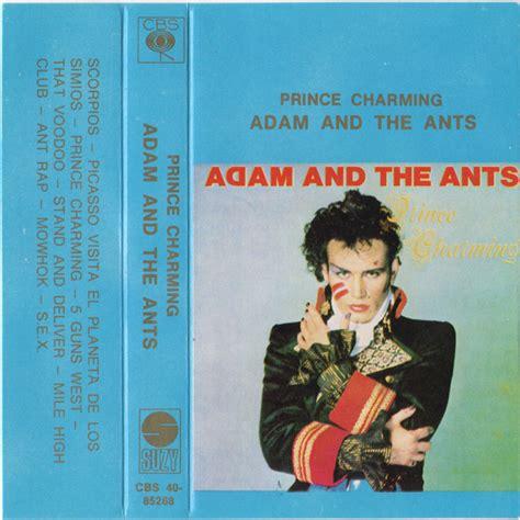 prince charming lp yugoslavian cassette