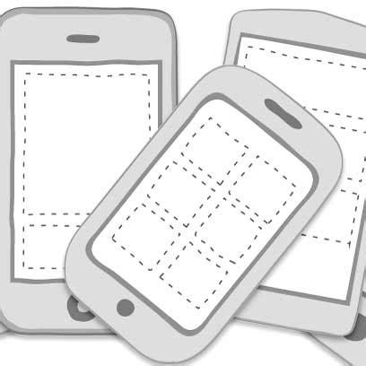 design pattern mobile design 2 4 psd mockups