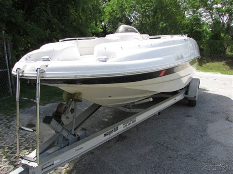 larson travis edition boats starcraft stardeck travis edition 240b boat for sale from usa