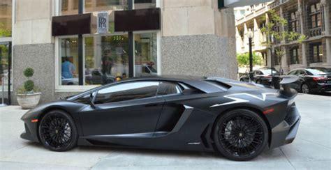 Lamborghini Aventador Matte Black Price Zhwuf3zd8gla04789 2016 Lamborghini Aventador Sv Lp750 4
