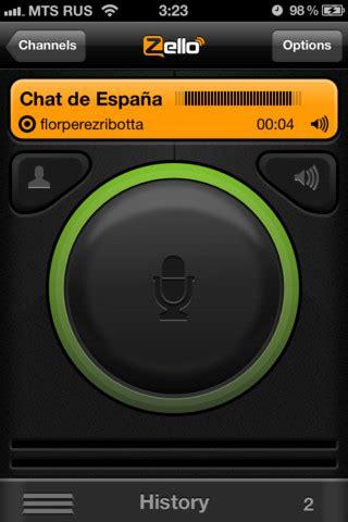 imagenes chidas para zello zello convierte tu smartphone en un walkie talkie